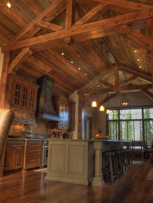 Vaulted Cathedral Ceiling Houzz
