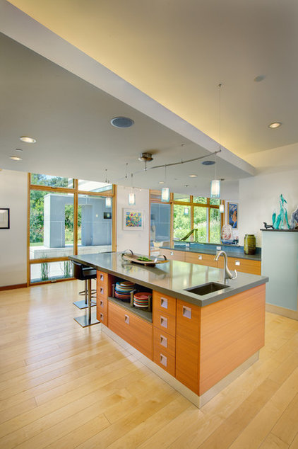 Modern Kitchen by Dave Adams Photography