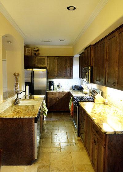 Cozy Contemporary Kitchen