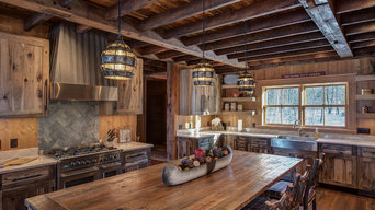 Cozy & Rustic Kitchen