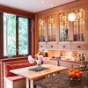 9 Creative Looks for Kitchen Cabinets