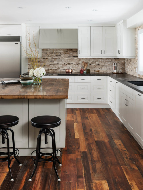 Transitional Kitchen Design Ideas & Remodel Pictures | Houzz