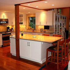 Traditional Kitchen by Cabinetry Concepts