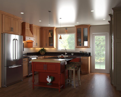 Farmhouse Style Kitchens Design Ideas Amp Remodel Pictures