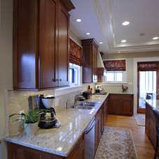 Traditional Kitchen by Keidel Supply