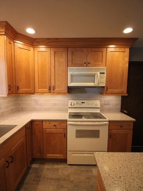 Kitchen Design Ideas, Renovations & Photos With White