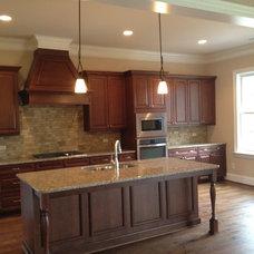 Traditional Kitchen by Eddie Rider Designs