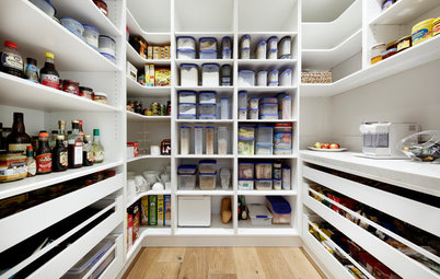 Planning the Perfect Butler's Pantry