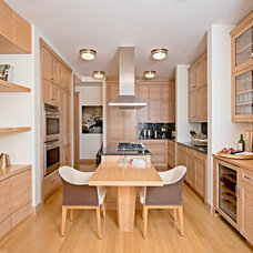 Contemporary Kitchen by IOAD LLC