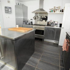 Contemporary Kitchen by Beccy Smart Photography