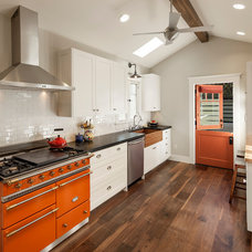 Craftsman Kitchen by Allen Construction