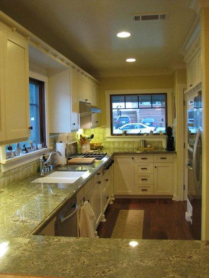 Craftsman Kitchen by Anta Design Studio