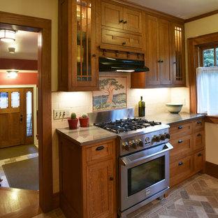 Craftsman Conversion Kitchen