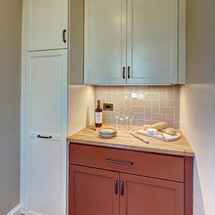 Craftsman Country Cottage Kitchen