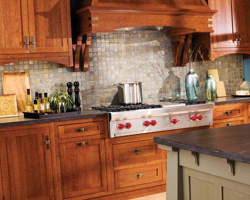 Craftsman Style Backsplash Home Design Ideas, Pictures ...