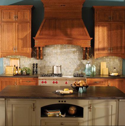 Craftsman Kitchen by Dura Supreme Cabinetry