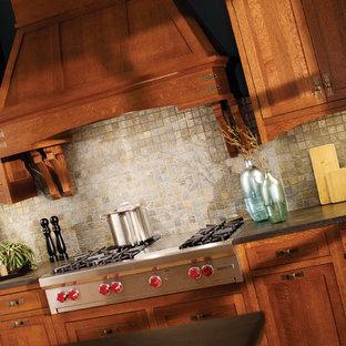 Craftsman kitchen designs - Kitchen - craftsman kitchen idea in Minneapolis