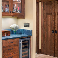 Craftsman Kitchen by CG&S Design-Build
