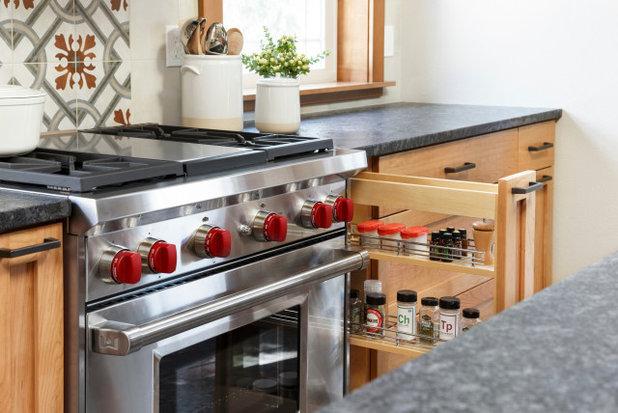 Farmhouse Kitchen by Amy Pearson Design