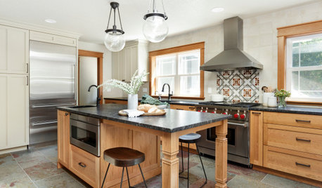 Kitchen Cabinets On Houzz Tips From The Experts