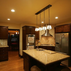 Traditional Kitchen by Generation Homes