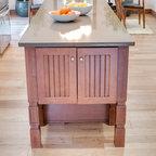 Roosevelt Residence Craftsman Kitchen Seattle By