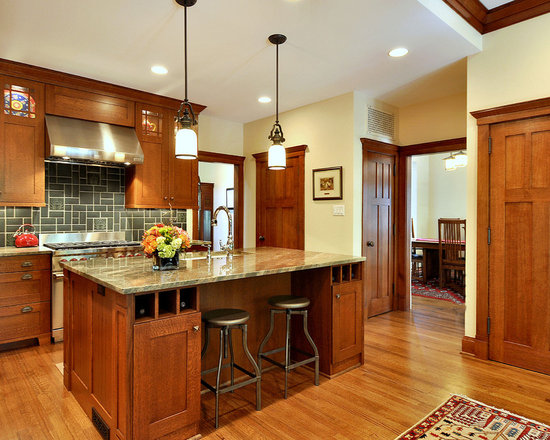 best 100 craftsman kitchen ideas & remodeling photos | houzz
