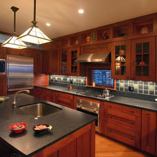 Craftsman Kitchen by Steve Bailey - Amish Custom Kitchens