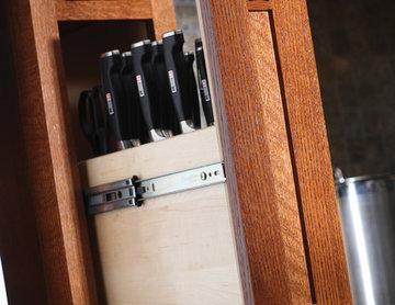 Craftsman Kitchen - Crafty Storage