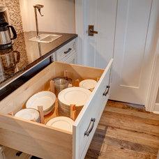 Craftsman Kitchen by Designers Point