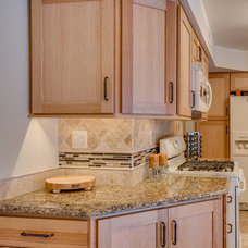 Craftsman Kitchen by Dream Kitchens