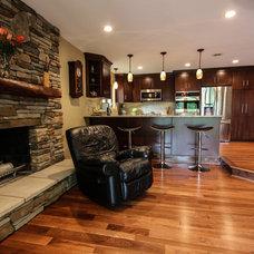 Craftsman Kitchen by Dream Kitchens