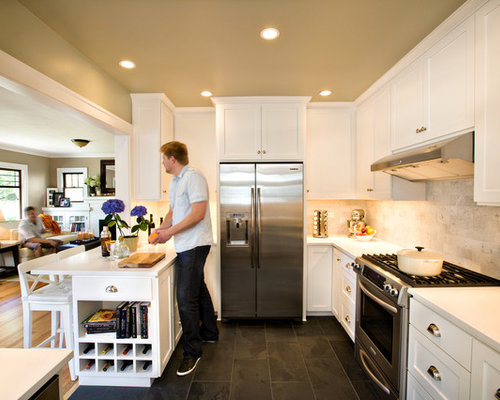 Houzz – What is Kitchen Counter Height