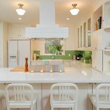 Craftsman Kitchen by J Walsh Construction, Inc