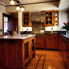 craftsman kitchen by knowles ps