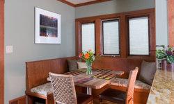 Craftsman Kitchen Nook