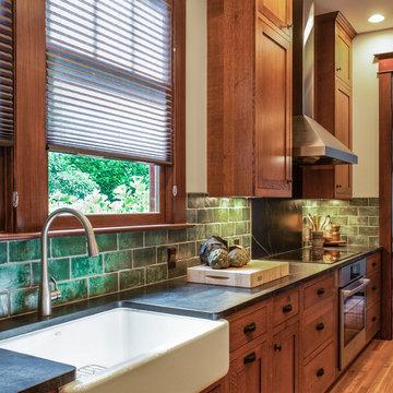 Craftsman Kitchen Renovation