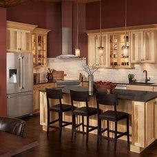 Craftsman Kitchen by Shenandoah Cabinetry