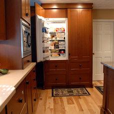 Craftsman Kitchen by The KitchenWright