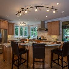 Craftsman Kitchen by Stahl Homes LLC