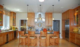 Craftsman Quail Meadows Kitchen