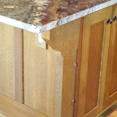 Craftsman Kitchen by The Cabinet Guy LLC