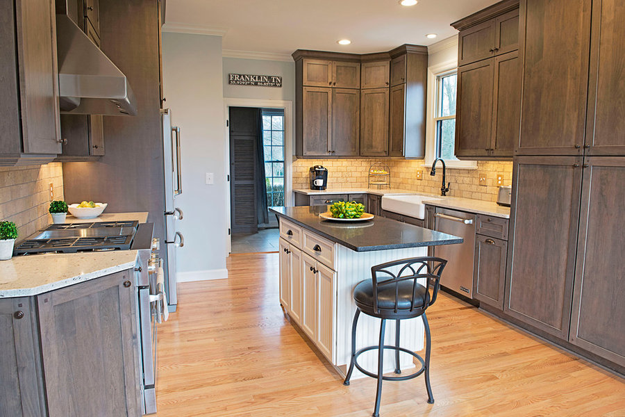 Craftsman Style Kitchen