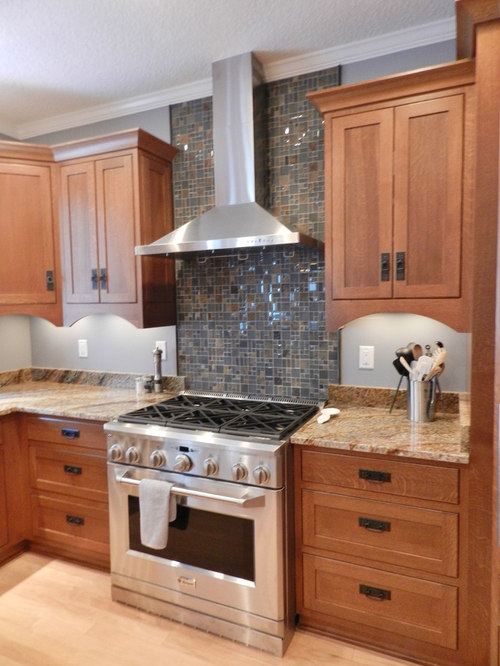 Craftsman Style Kitchens | Houzz