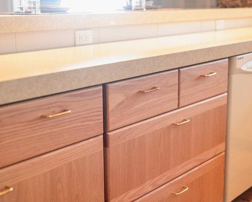 cuisine petit budget avec un sol en travertin photos et id es d co de cuisines. Black Bedroom Furniture Sets. Home Design Ideas