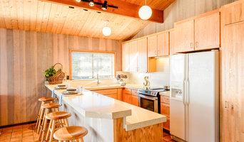 Craftsman Style Kitchen - Suhr