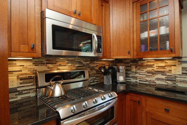 Traditional Kitchen by The Chuba Company