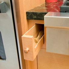 Craftsman Kitchen by Michael Meyer Fine Woodworking