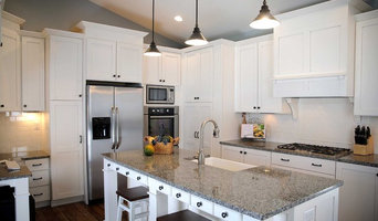 Craftsman White Kitchen