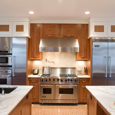 Craftsman Kitchen by Wright Building Company